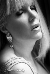 Old Hollywood Glamour by Sharon Birke www.PowerfulGoddess.com