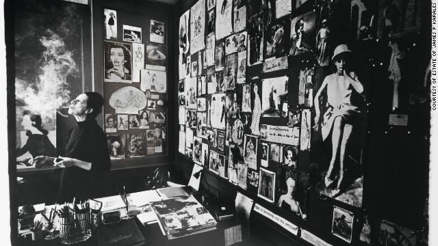 Diana Vreeland at Harper's Bazaar