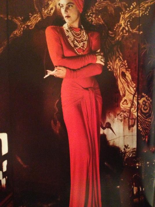 Diana Vreeland by George Hoyningen Huene