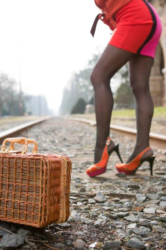 Traveling Light by Sharon Birke www.PowerfulGoddess.com