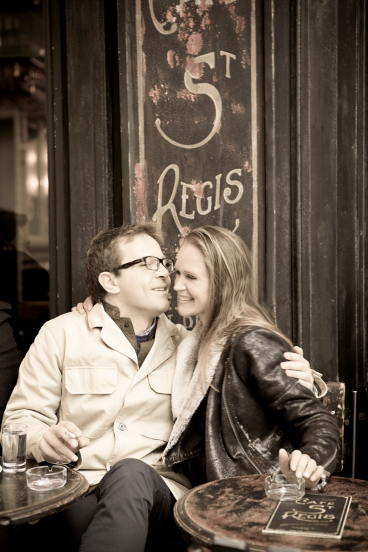 Paris Romance Portraits by Sharon Birke www.PowerfulGoddess.com