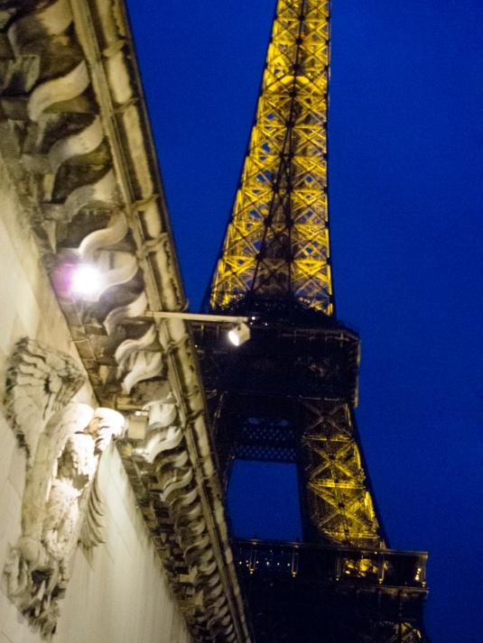 Paris Sightseeing by Sharon Birke www.PowerfulGoddess.com