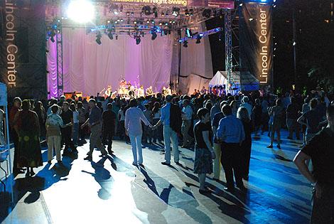 Lincoln Center Midsummer Night Swing