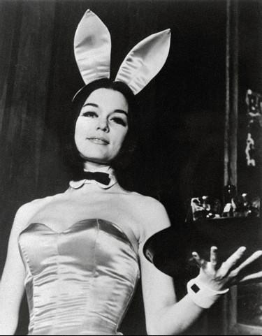 Gloria-Steinem playboy bunny