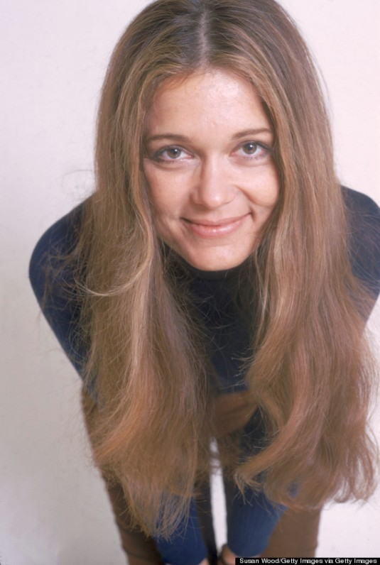 Portrait Of Gloria Steinem
