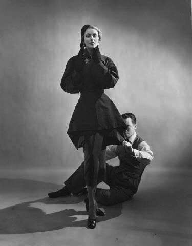Charles James by Cecil Beaton 1943