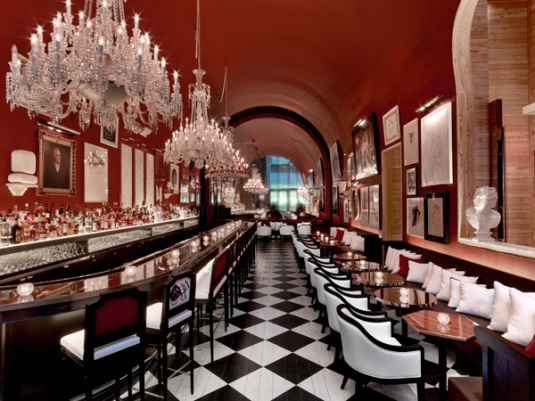 Baccarat New York Bar