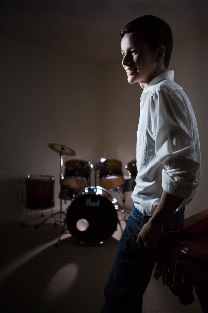 Drummer-Boy-Highschool-Senior-Graduate-by-Sharon-Birke