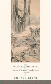 Frog-in-the-Well-Watanabe-Kazan-Donald-Keene