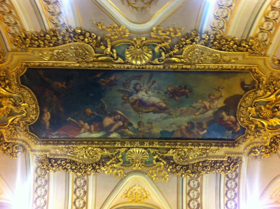 Italy-Rome-galleria-del-cembalo