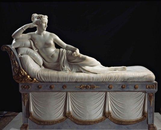 Italy-Rome-Paolina-Borghese-Bonaparte-as-Venus-Galleria-Borghese