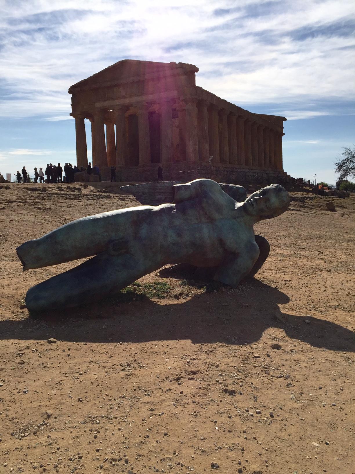 Italy-Sicily-Greek-temple-Icarus-Sharon-Birke