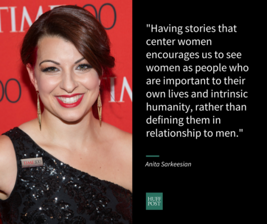 anita-sarkeesian-huffington-post-powerful-goddess